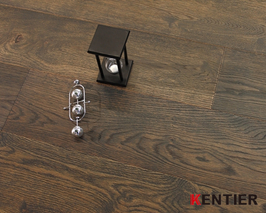 K1703-Top Grade Oak Engineered Flooring with Chemical Stain