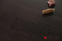 M1814-Hickory Multi-layer Engineered Flooring with Chemical Stain Treatment